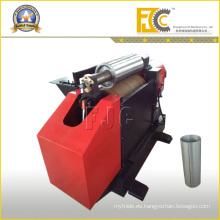 2 rodillos de chapa de acero para el tambor de compresor de aire