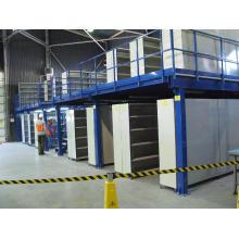 Mezzanine Floor Platform / Attic Type Multi-Tier Compounding Platform Rack System