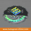 Adesivos de holograma de laser de adulteração de favo de mel