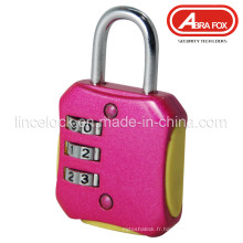 Combinaison cadenas / verrouillage de code / alliage de zinc cadenas de combinaison (509)