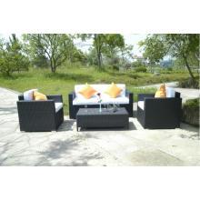 Sofa de jardin patio rotin New Style