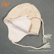 Toddler Baby Winter Warm Earflap Beanie Hat Kid Knit Hat