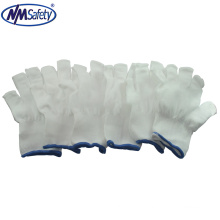 NMSAFEY knitted nylon gloves children knit gloves