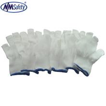 NMSAFEY malha luvas de nylon crianças malha luvas