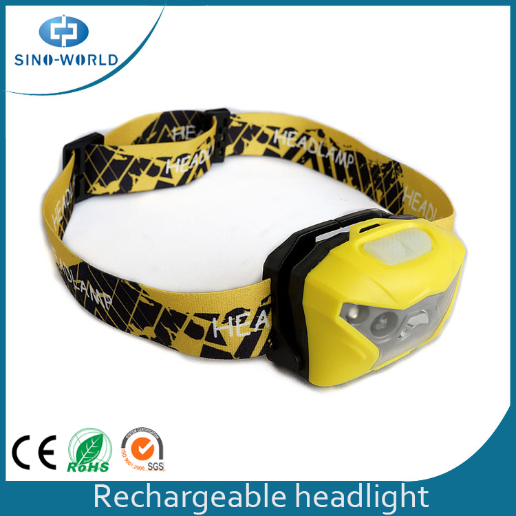 4 Lighting Modes Adjustable LED Headlights