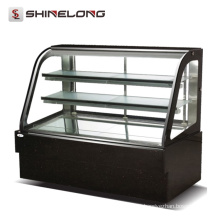 R023 Buffet Stainless Steel Refrigerated Showcase