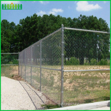 Low cost good quality sports chain link fence