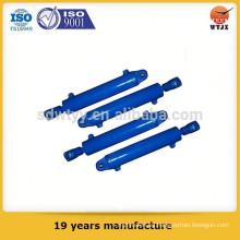 Cilindro hidráulico telescópico de doble acción disponible de buena calidad