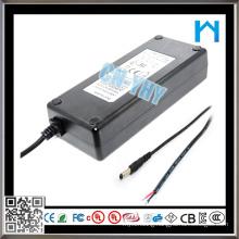 220v input 12v output 10a 120w power supply adapter UL CE GS SAA C-tick
