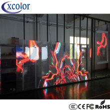 Indoor P3.91 Transparent Video Wall Led Screen