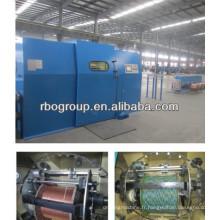 500-800DTB Double torsion groupage/échouage machine (machine automatique à échouage de fil)