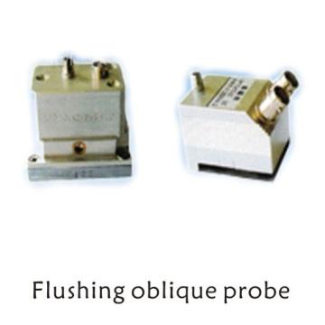 Sonde oblique à choc ultrasonique NDT, connecteur BNC (Q9) 5p9X9A45 (GZHY-Probe-001)