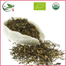 Té orgánico de Yunnan orgánico de la venta caliente de la primavera