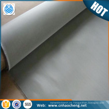 100 mesh 0.1mm stainless steel woven wire cloth/mesh screen