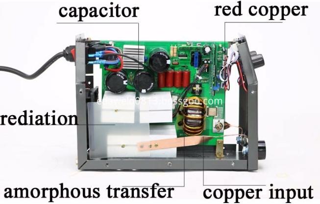 Portable Inverter Welder
