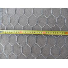 Filetage en fil hexagonal (galvanisé électroniquement)