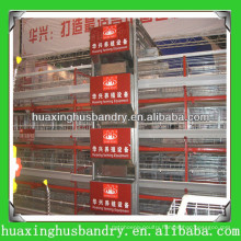 Layer Chicken Cage with automatic egg collecting,feeding and watering system