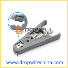 UTP network cable stripper