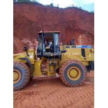 High Quality CUMMINS Engine SEM656D Road wheel loader