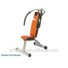Machine hydraulique de presse d'épaule d'équipement de forme physique de gymnase pour l'usage des femmes