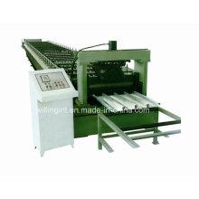 Machine de formage de rouleaux de pont en acier pour panneaux de plancher