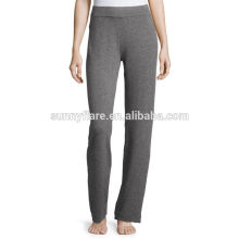 Casual Wearing Pure Cashmere Pants For Women