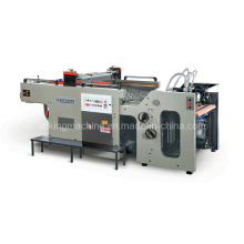Auto Swing Cylinder Screen Printing Machine with Feeder Part