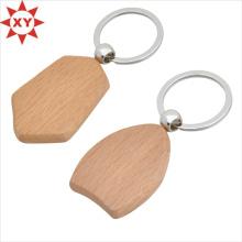 Suporte de madeira da chave da parede da promoção com anel chave