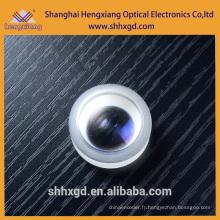 Les fabricants d'objectif en Chine pour des lentilles saphire de qualité