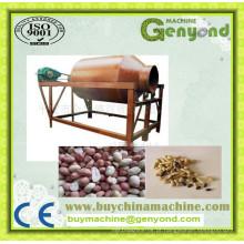 Máquina de torrefação de amendoim quente