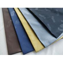 100% polyester taffetas en relief