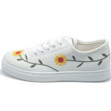 New Injection Sunflower Classical Student Women Men Rubber Shoes