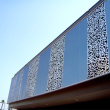 Decorative Steel Balcony Panels