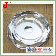 Luxurious Glod Cenicero de cristal octogonal (JD-CA-100)