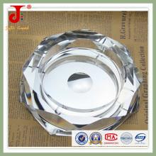 Luxurious Glod Octagonal Crystal Ashtray (JD-CA-100)