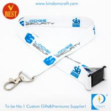 Wholesale Custom Cheap ID Card Holder Lanyard