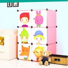 Gabinete de almacenamiento de bebé Gabinete de armario portátil