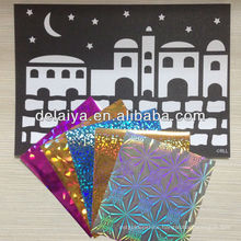 DIY create custom foil sticker art