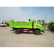 8ton 4x2 Off Road Tipper Trucks