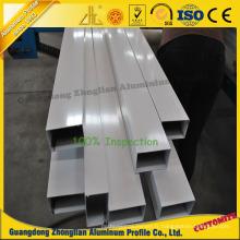 Cadre en aluminium de revêtement de poudre de 6063 T5 pour des meubles de salon