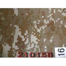 Wüste mutig Nylon / Baumwolle Twill Tarnung militärischen Stoff