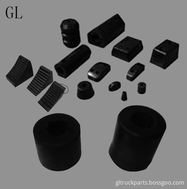 Rubber Product Buffers/Push On Rubber Edge Trim