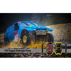 IP68 Rugged Watertight Phone
