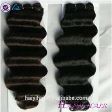 Оптовая девственные волосы 6А полный кутикулы двойной уток девственница Евразийское волосы 100 необработанные дешевые девственница Евразийское глубокая волна волос