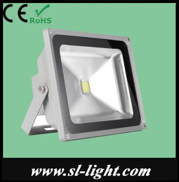 Outdoor used waterproof led floodlight 30w