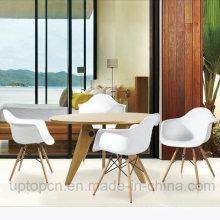 Leisure Plastic Chair Eames Arm Chair (SP-UC029)