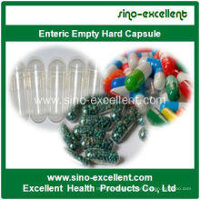 High Quality Enteric Empty Hard Capsule