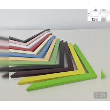Factory ps Fotorahmen Formteil aus Kunststoff
