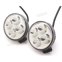 Дешевые вспомогательные 12V 3inch 12W светодиодный автомобиль света