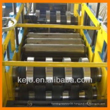 w beam galvanized highway guardrail roll forming machine